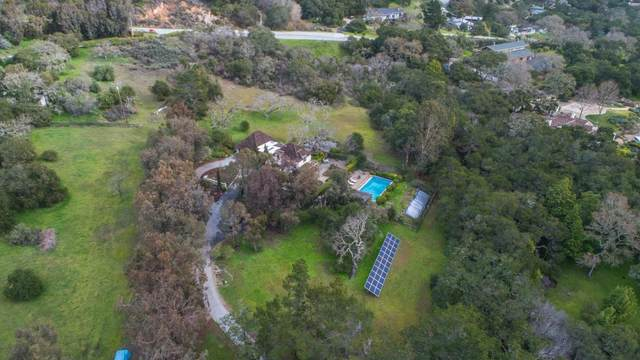 Encina Dr, Carmel Valley, CA 93924 (#ML81800671) :: Real Estate Experts