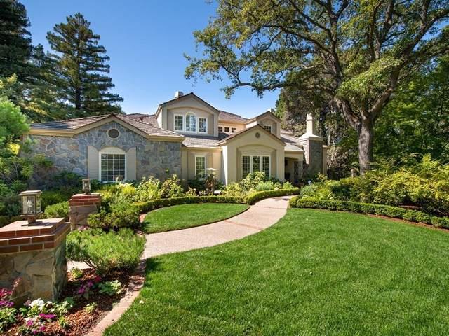 13300 Simon Ln, Los Altos Hills, CA 94022 (#ML81800680) :: The Kulda Real Estate Group