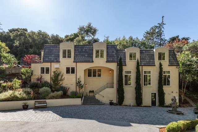 2202 Summit Dr, Burlingame, CA 94010 (#ML81800693) :: Alex Brant Properties