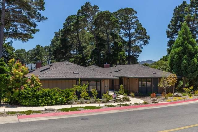 95 Del Mesa Carmel, Carmel Valley, CA 93923 (#ML81800702) :: The Realty Society