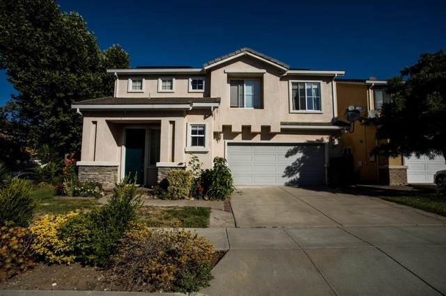 2163 Rose Arbor Ct, San Jose, CA 95133 (#ML81800710) :: The Kulda Real Estate Group