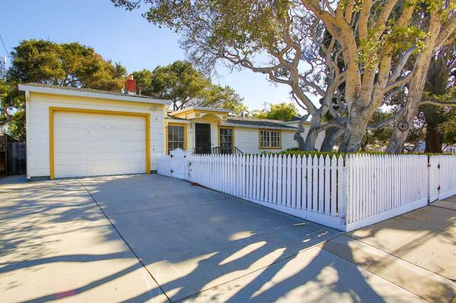 25 Quendale Ave, Del Rey Oaks, CA 93940 (#ML81800732) :: The Kulda Real Estate Group