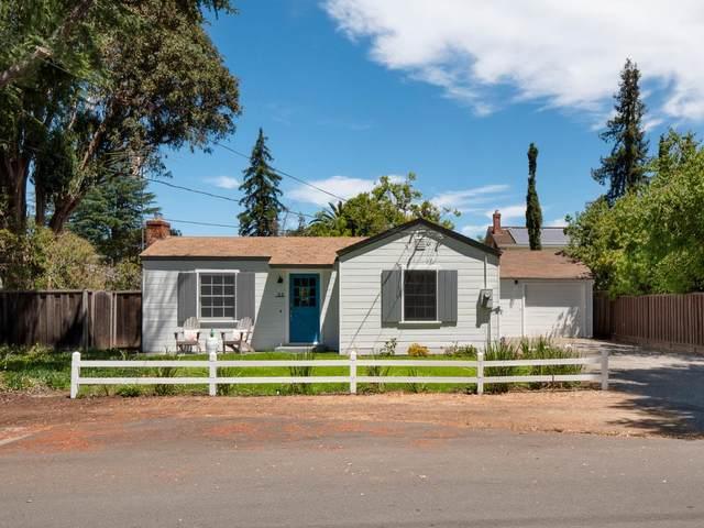 55 Belden Dr, Los Altos, CA 94022 (#ML81800805) :: The Kulda Real Estate Group