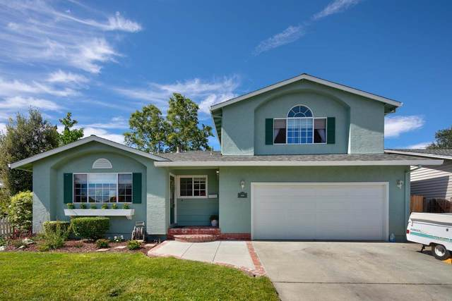 1835 Nelson Way, San Jose, CA 95124 (#ML81800827) :: The Sean Cooper Real Estate Group