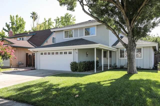 168 Manton Dr, San Jose, CA 95123 (#ML81800838) :: Alex Brant Properties