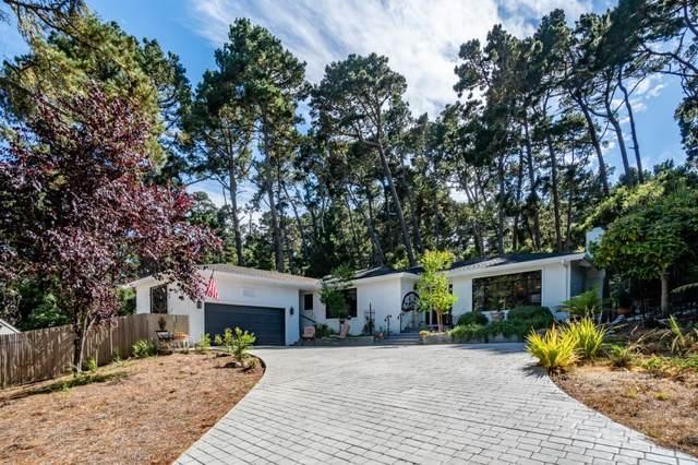 14 Greenwood Way, Monterey, CA 93940 (#ML81800839) :: The Kulda Real Estate Group