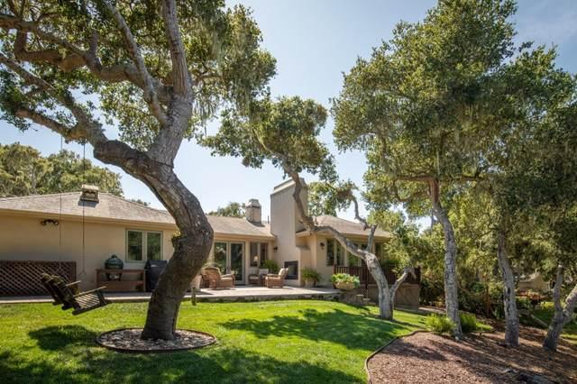 1175 Arroyo Dr, Pebble Beach, CA 93953 (#ML81800843) :: Alex Brant Properties