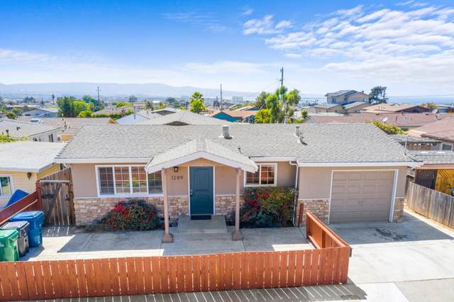 1289 Darwin St, Seaside, CA 93955 (#ML81800854) :: Robert Balina | Synergize Realty