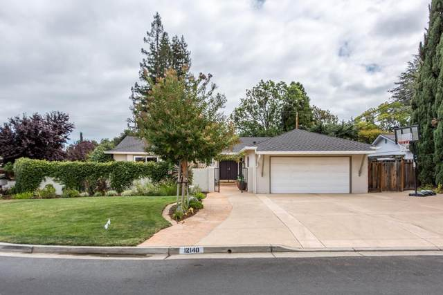 12140 Woodside Dr, Saratoga, CA 95070 (#ML81800865) :: The Sean Cooper Real Estate Group