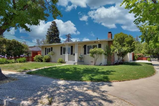 1345 Meadowlark Ave, San Jose, CA 95128 (#ML81800872) :: The Kulda Real Estate Group