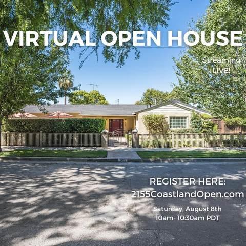 2155 Coastland Ave, San Jose, CA 95125 (#ML81800885) :: Robert Balina | Synergize Realty