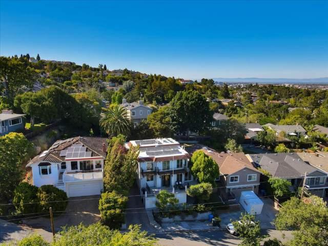 936 Sunset Dr, San Carlos, CA 94070 (#ML81800904) :: Alex Brant Properties