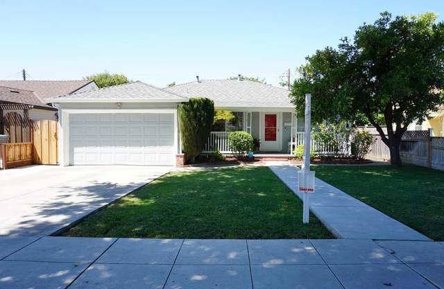 1433 Arnold Ave, San Jose, CA 95110 (#ML81800913) :: Alex Brant Properties