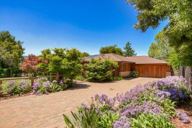 806 W California Way, Woodside, CA 94062 (#ML81800938) :: The Kulda Real Estate Group