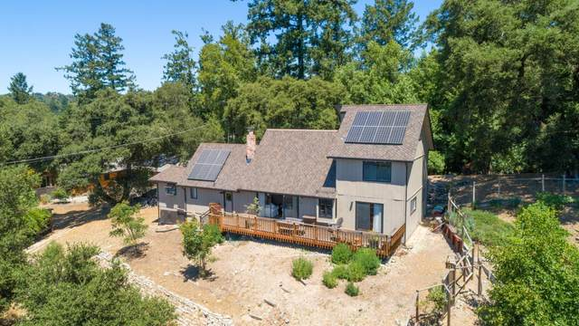 225 Sand Hill Rd, Scotts Valley, CA 95066 (#ML81800940) :: Strock Real Estate