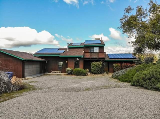 44075 Rocky Ridge Rd, COARSEGOLD, CA 93614 (#ML81800944) :: Real Estate Experts
