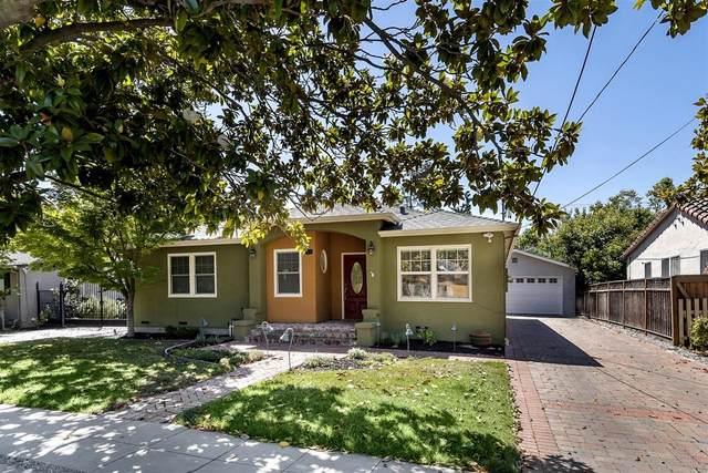 970 Ellis Ave, San Jose, CA 95125 (#ML81800959) :: The Sean Cooper Real Estate Group