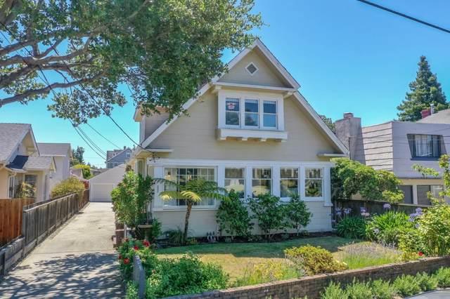 232 Villa Ter, San Mateo, CA 94401 (#ML81800965) :: Alex Brant Properties