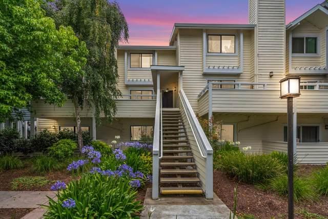 41 Grandview St 804, Santa Cruz, CA 95060 (#ML81800975) :: The Sean Cooper Real Estate Group