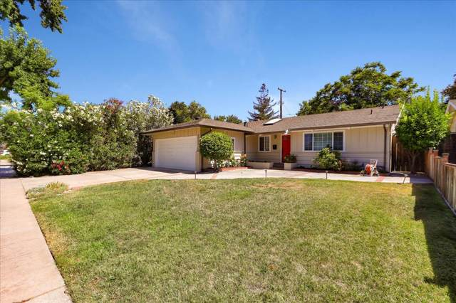 3022 Westfield Ave, San Jose, CA 95128 (#ML81800977) :: The Sean Cooper Real Estate Group