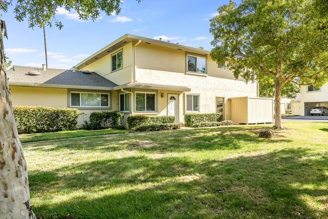 4769 Hatfield Walkway 3, San Jose, CA 95124 (#ML81800982) :: The Sean Cooper Real Estate Group