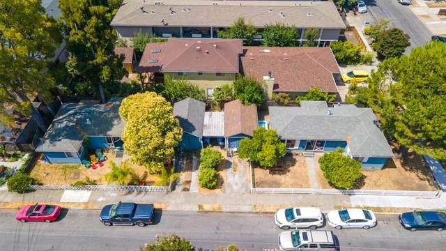 904-908 Cleveland St, Redwood City, CA 94061 (#ML81801024) :: Alex Brant Properties