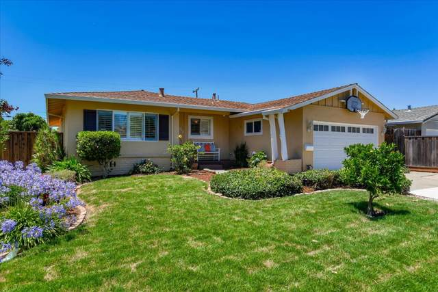 313 Silvera St, Milpitas, CA 95035 (#ML81801029) :: The Sean Cooper Real Estate Group