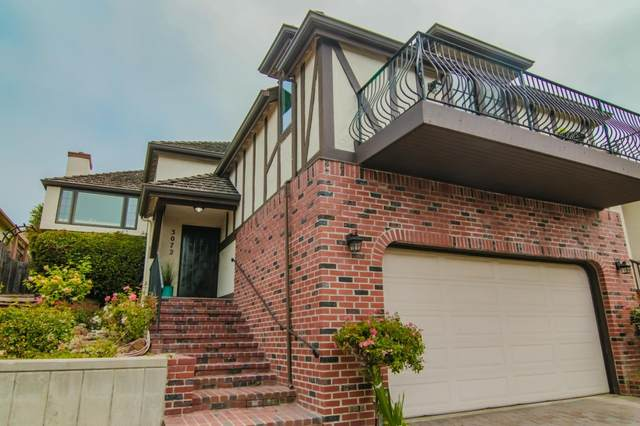 3072 Aptos Hill Ln, Aptos, CA 95003 (#ML81801037) :: Alex Brant Properties