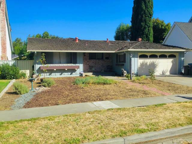 1632 Husted Ave, San Jose, CA 95125 (#ML81801040) :: The Sean Cooper Real Estate Group