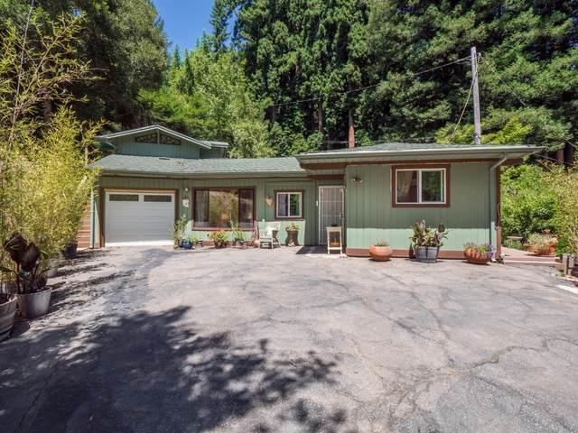 265 Villa Way, Boulder Creek, CA 95006 (#ML81801044) :: Alex Brant Properties