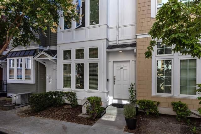 195 Cahill Park Dr, San Jose, CA 95126 (#ML81801050) :: Alex Brant Properties