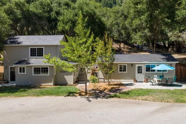 247 Geyer Rd, Scotts Valley, CA 95066 (#ML81801063) :: Strock Real Estate