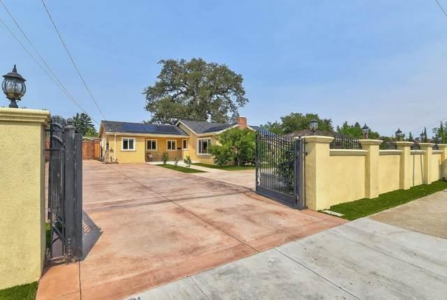 15091 Union Ave, San Jose, CA 95124 (#ML81801064) :: Intero Real Estate