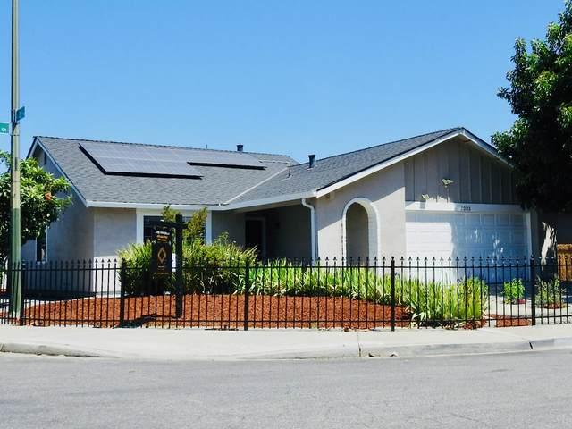 1003 Marianelli Ct, San Jose, CA 95112 (#ML81801095) :: The Realty Society