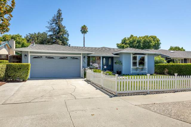 934 Chynoweth Ave, San Jose, CA 95136 (#ML81801108) :: The Sean Cooper Real Estate Group