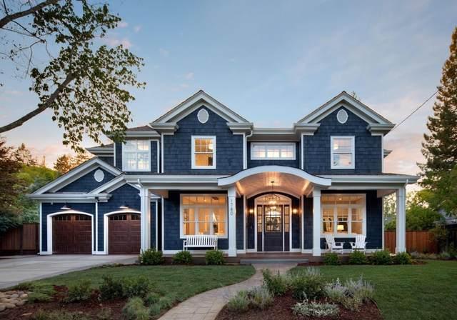 1780 Oakdell Dr, Menlo Park, CA 94025 (#ML81801124) :: Strock Real Estate