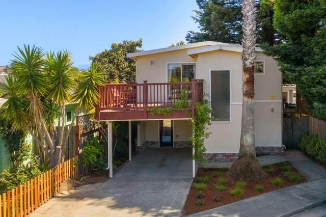 341 Dufour St, Santa Cruz, CA 95060 (#ML81801169) :: The Sean Cooper Real Estate Group