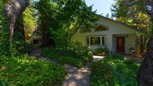 566 Debbie Dr, Boulder Creek, CA 95006 (#ML81801180) :: The Sean Cooper Real Estate Group