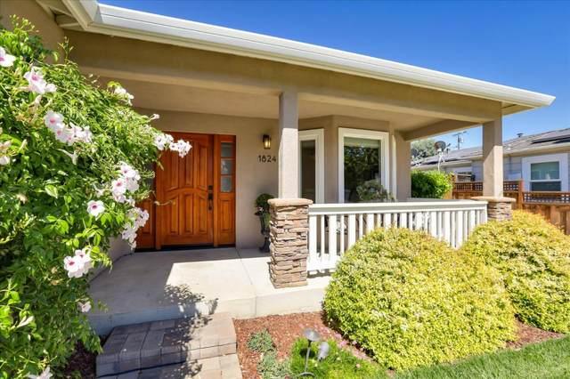 1824 Glen Una Ave, San Jose, CA 95125 (#ML81801185) :: The Sean Cooper Real Estate Group