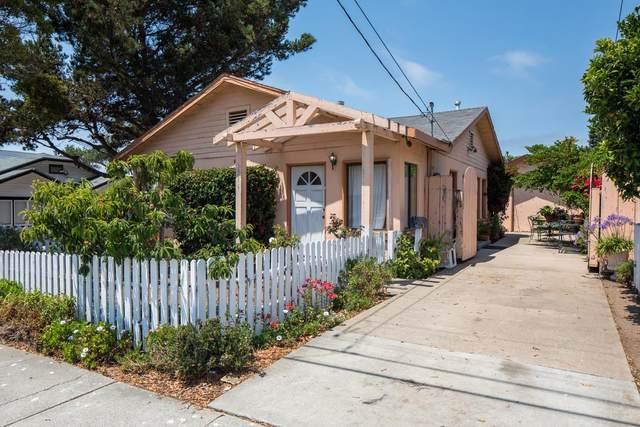 1211 Echo Ave, Seaside, CA 93955 (#ML81801188) :: Alex Brant Properties