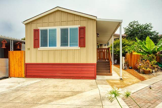 220 Mar Vista Dr 33, Aptos, CA 95003 (#ML81801211) :: Strock Real Estate