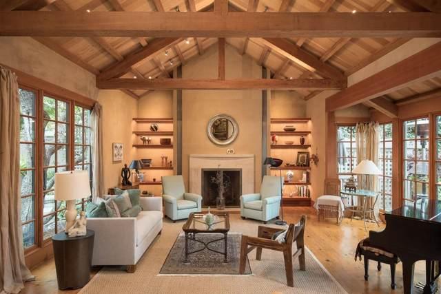 25588 Hatton Rd, Carmel, CA 93923 (#ML81801231) :: Strock Real Estate