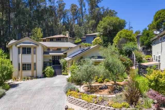 107 Carbonera Ct, Santa Cruz, CA 95060 (#ML81801235) :: The Sean Cooper Real Estate Group