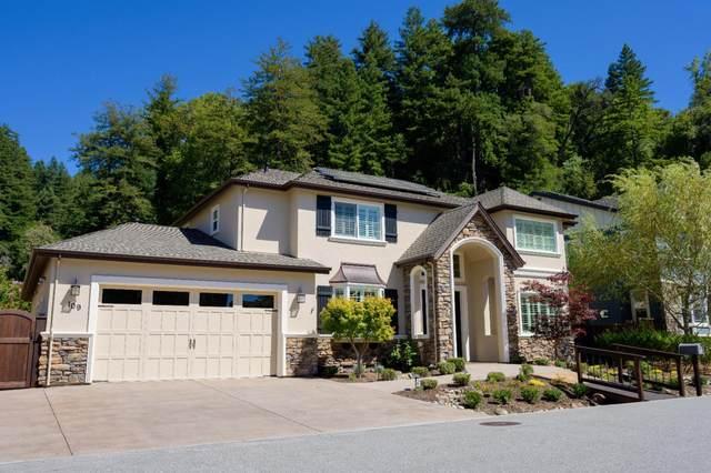 109 Falcon Ridge Rd, Scotts Valley, CA 95066 (#ML81801238) :: Robert Balina | Synergize Realty