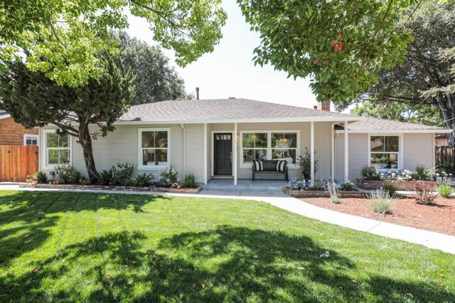 927 Barbara Ave, Mountain View, CA 94040 (#ML81801251) :: Robert Balina | Synergize Realty