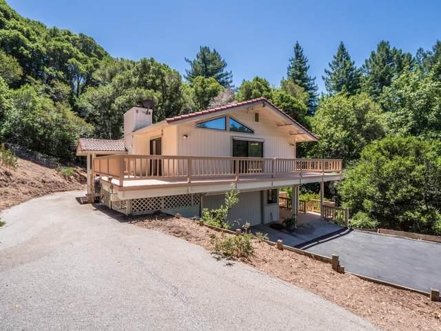 610 Mountain View Rd, Santa Cruz, CA 95065 (#ML81801252) :: Robert Balina | Synergize Realty