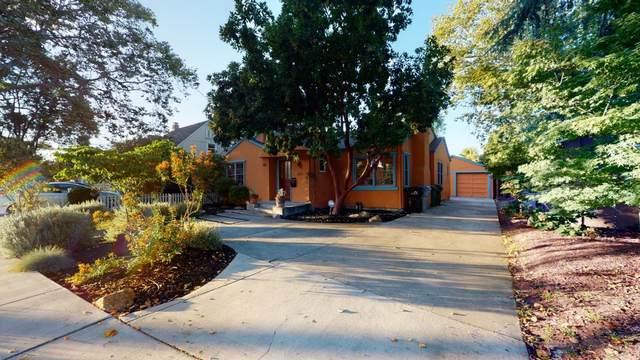 1336 Bird Ave, San Jose, CA 95125 (#ML81801285) :: Team Olga