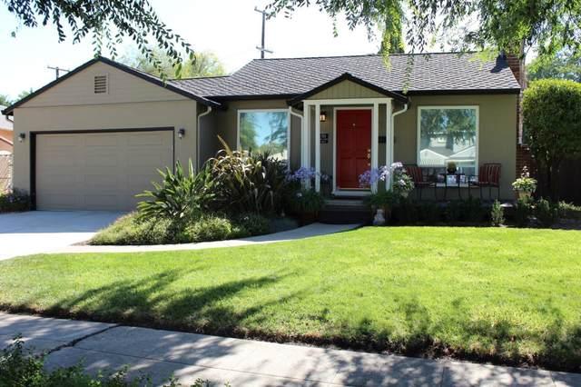 726 N Monroe St, San Jose, CA 95128 (#ML81801310) :: Intero Real Estate
