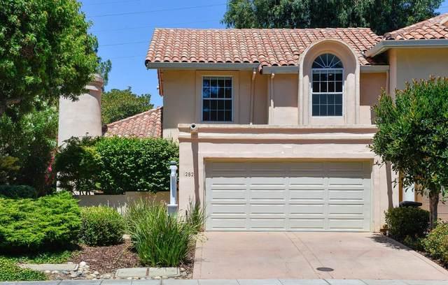 1282 Cuernavaca Circulo, Mountain View, CA 94040 (#ML81801313) :: Intero Real Estate