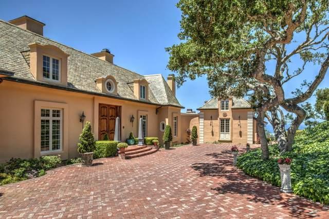 3205 Ballantrae Ln, Pebble Beach, CA 93953 (#ML81801320) :: Intero Real Estate